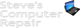 Logo For Steve's Computer Repair